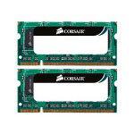 Corsair Memory Memory - 8 GB : 2 x 4 GB - SO DIMM 204-pin - DDR3