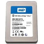 Western Digital SiliconEdge Blue SSC-D0256SC-2100 - Solid State Drive - 256 GB - SATA-300