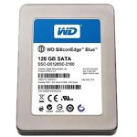 Western Digital SiliconEdge Blue SSC-D0128SC-2100 - Solid State Drive - 128 GB - SATA-300