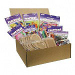 Chenille Kraft Company Paper Mache Classroom Activities Kit