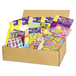 Chenille Kraft Company Scrapbookin' Kids Class Pack with Assorted Scrapbooking Materials