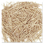 Chenille Kraft 3690-01 Flat Wood Toothpicks