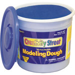 Chenille Kraft Company Modeling Dough, 3.3 LBS, Blue