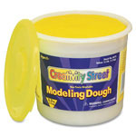 Chenille Kraft Company Modeling Dough, Non-Toxic, 3.3 lbs, Yellow
