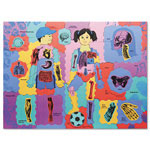 "Chenille Kraft Company Giant ""Our Body"" Activity Puzzle"