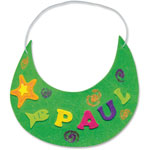 Chenille Kraft Company Visor Activity Pack, Assorted Colors
