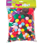 Chenille Kraft Company Pompons Assortment Pack