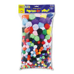 Chenille Kraft Company Pound of Poms Giant Bonus Pack