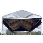 Jewett Cameron Weatherguard Kennel Cover 5' x 15'