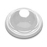 D&W Finepack 4,5,6,8 oz. All Purpose Cup Dome Lid