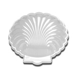 D&W Finepack Large Sea Shell Lid