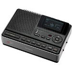 Sangean CL-100 S.A.M.E. Tabletop Weather Hazard Radio w/AM / FM Alarm Clock