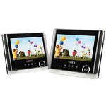 Coby TFDVD7752 Portable Tablet DVD Player - DVD Player