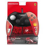 Guillemot Corporation F1 Dual Analog Ferrari F60 Exclusive Edition - Game Pad