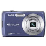 Casio EXILIM ZOOM EX-Z35BE - Digital Camera
