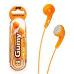 JVC HA F140-DN Gumy Phones - Headphones