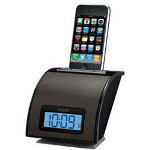 iHome IP11BVC - Speaker System With Digital Player Dock