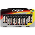 Energizer Max Battery - AA - Alkaline X 20