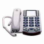 Clarity Professional XL40D Digital Extra Loud Big Button Speakerphone