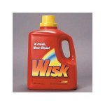 Wisk Liquid Detergent, 200 Ounces