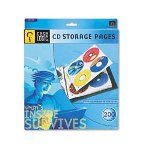 Caselogic CDP-200 Looseleaf 200 Disc Capacity CD ProSleeve® Pages