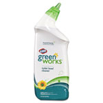 Clorox Green Works™ Natural Toilet Bowl Cleaner, 24 Ounce