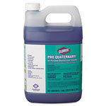 Clorox Pro Quaternary All-Purpose Disinfectant Cleaner, Gallon