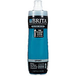 Brita Sport Water Filter Bottle, 20oz., Turquoise