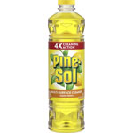 Pine Sol All Purpose Cleaner, Lemon Scent, 28 Oz, Case of 12