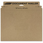 Henkel Consumer Adhesives Rigid Photo Mailer, #5, Brown Kraft
