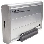 Startech 3.5in USB FireWire SATA External Hard Drive Enclosure - Storage Enclosure - SATA-300 - Hi-Speed USB