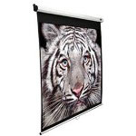 Elite Image Manual SRM M85XWS1-SRM - Projection Screen - 85 In ( 216 Cm )