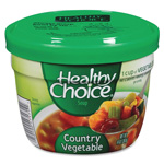 ConAgra Soup Cups, Country Vegetable, 14 oz., 12/CT