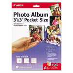 Canon Pocket Size Photo Album, 3 x 3
