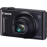 Canon Powershot, SX610 HS, 20.2MP, Black