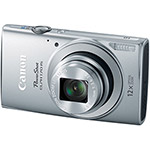 Canon Powershot ELPH 170 IS Digital, 20.0MP, Silver