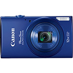 Canon Powershot ELPH 170 IS Digital, 20.0MP, Blue