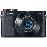 Canon Powershot G9X Digital Camera, 20.2 Megapixal, BK