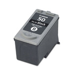 Canon PG 50 High Capacity Black Ink Cartridge