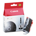 Canon CLI 8 for Pixma IP4200, Black Ink Tank