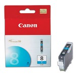 Canon CLI 8 for Pixma IP4200, Cyan Ink Tank