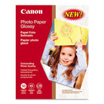 Canon Glossy Photo Paper, 8 1/2 x 11, 50 Sheets