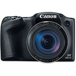 Canon Powershot SX420 IS Camera, 20 Megapixel, 42X Opt, BK