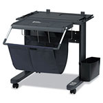 Canon ST-11 Printer Stand, 25.9w x 29.6d x 26.3h, Black
