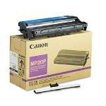 Canon 3708A001AA Micrographics Copier Toner for PC50/60/90, Black Positive