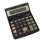 Canon WS1400H Minidesk Calculator, 14-Digit LCD