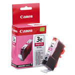 Canon Replacement Ink Tank BCI 3E for BJC 3000, 6000; i550, i850, & Others, Magenta