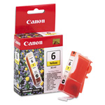 Canon Replacement Ink Tank BCI 6 for S800, S900, S9000; BJC 8200; & Others, Yellow