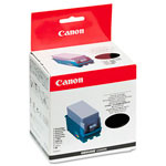 Canon 6681B001AA, PFI-706BK Black Ink Cartridge, 700 mL