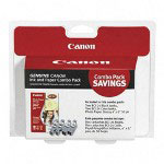 Canon BCI 24 Replacement Ink Cartridge Combo Pack